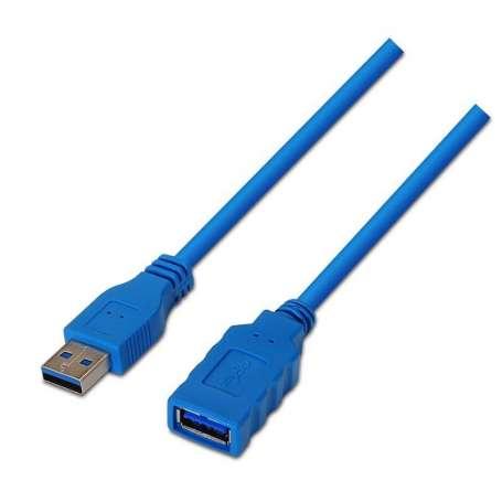 pul liCable USB 30 con conector tipo A USB 30 9Pin macho en un extremo y tipo A USB 30 9Pin hembra en el otro li liMultiple apa